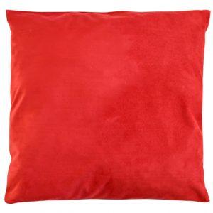 Almofada Decorativa Vermelha 45x45cm
