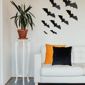 2 Almofadas Decorativas Halloween 50x50cm